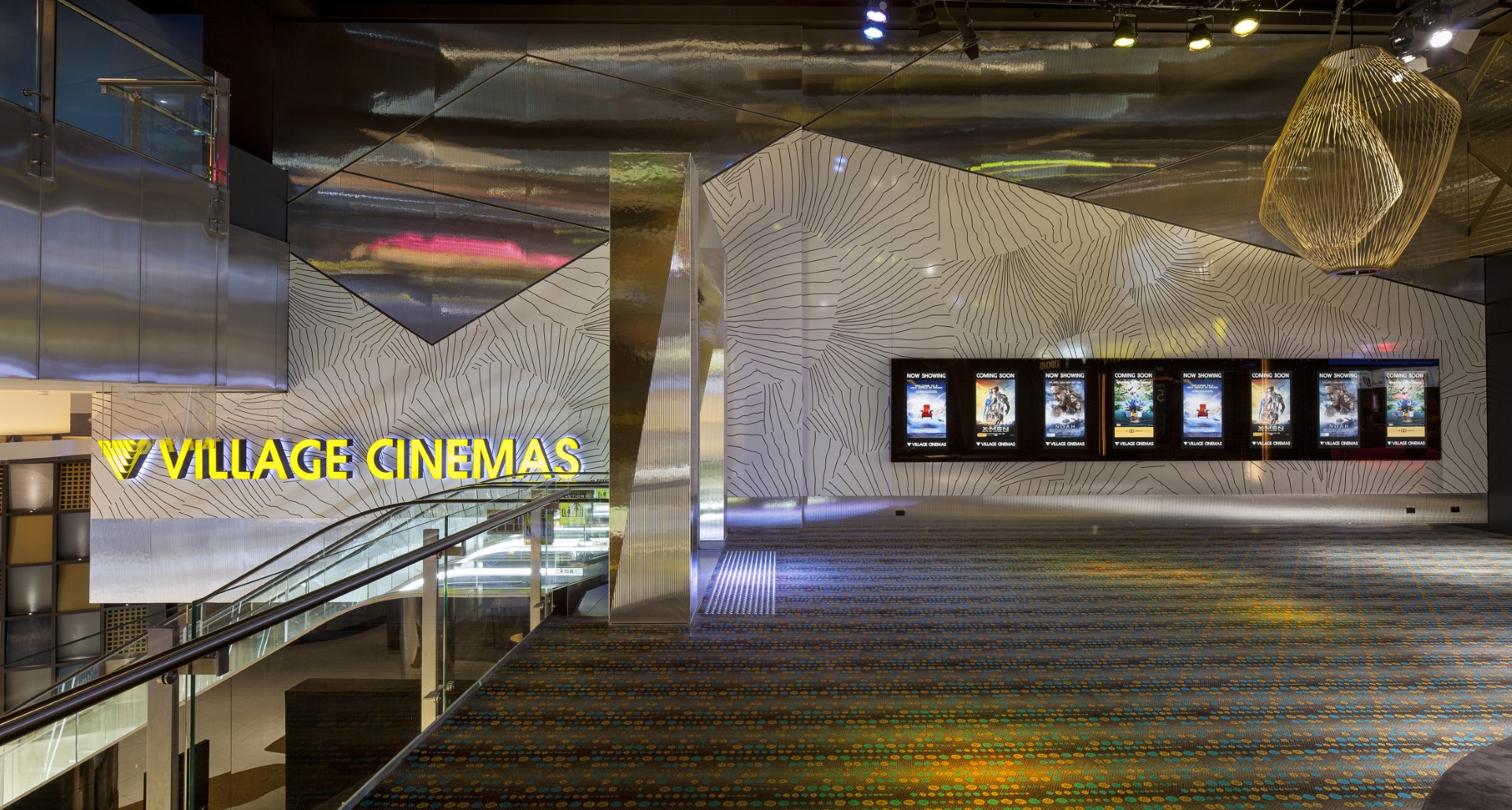 Cinema Crown Casino