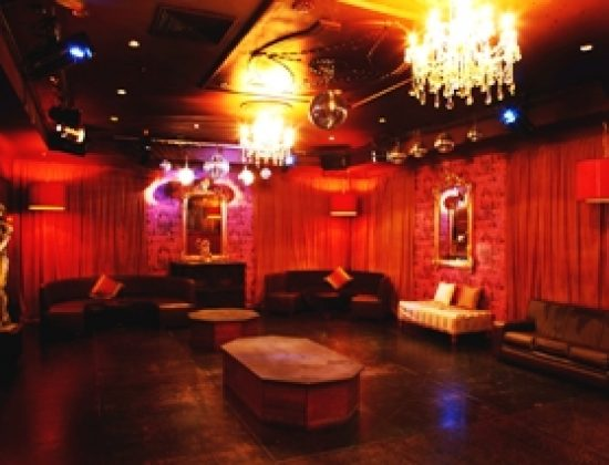Crystal Room at Chasers Nightclub