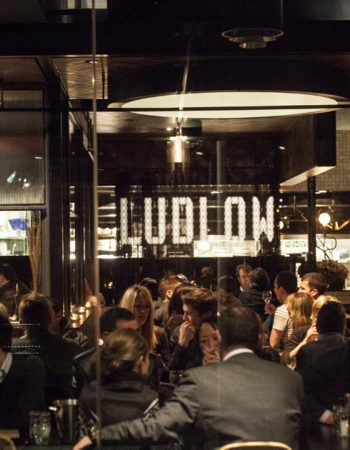 Ludlow Bar and Dining Room