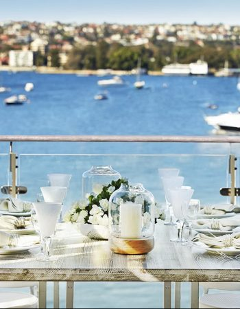 Zest Waterfront Venues, Point Piper