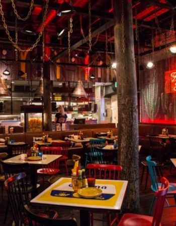 El Camino Cantina – The Rocks